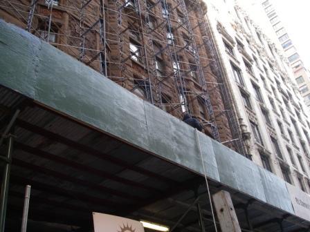 ニューヨークの外構工事4