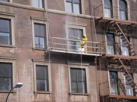 ニューヨークの外構工事5