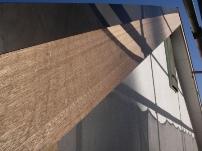 鼻隠し・破風板部分の木部補修工事8