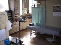 病院の院内改修工事2