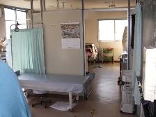 病院の院内改修工事3