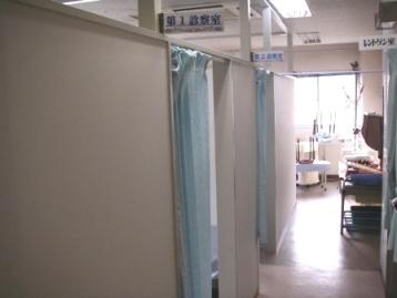 病院の院内改装工事施工後