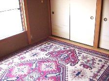 畳をフロアにリフォーム1