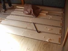 畳をフロアにリフォーム4