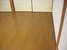 畳をフロアにリフォーム6