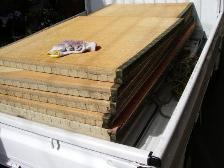 古い畳の廃棄