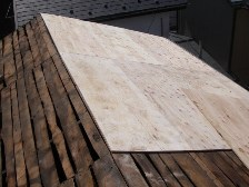セメント瓦屋根の葺き替え工事5