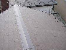 セメント瓦屋根の葺き替え工事8
