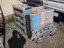 コロニアル重ね葺き工事1