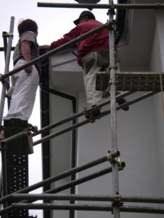 雨樋設置工事4