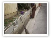 塗装|埼玉はナイガイセルフへ|外構工事|実例写真