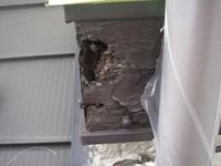 塗装|埼玉はナイガイセルフへ|破風板施工価格|実例写真2
