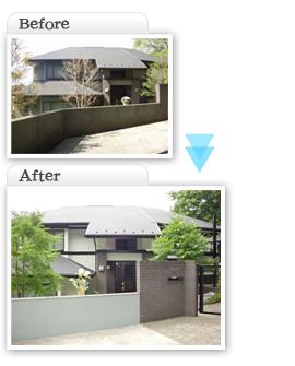 工事施工価格一覧N亭|所沢市のお客様|外壁塗装