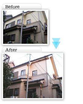 工事施工価格一覧S亭|富士見市|ベランダFRP防水工事
