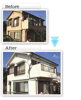 工事施工価格一覧K亭|ベランダ防水工事、内装工事、室内ごみ処理