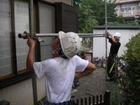 塗装|埼玉はナイガイセルフへ|仮設足場価格|実例写真1
