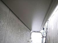塗装|埼玉はナイガイセルフへ|軒天施工価格|実例写真3