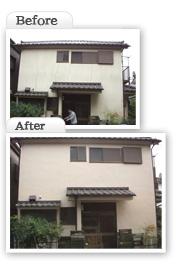 塗装|埼玉はナイガイセルフへ|施工工事実例写真2