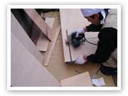 塗装|埼玉はナイガイセルフへ|大工工事|実例写真