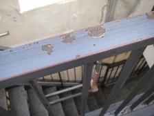 鉄部塗装3|埼玉県|外壁塗装
