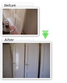 部分工事価格一覧|家具塗装 両面|埼玉県|外壁塗装