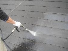 屋根コロニアル洗浄工事画像1|埼玉県|外壁塗装