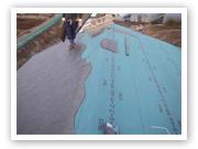 塗装|埼玉はナイガイセルフへ|屋根工事|実例写真